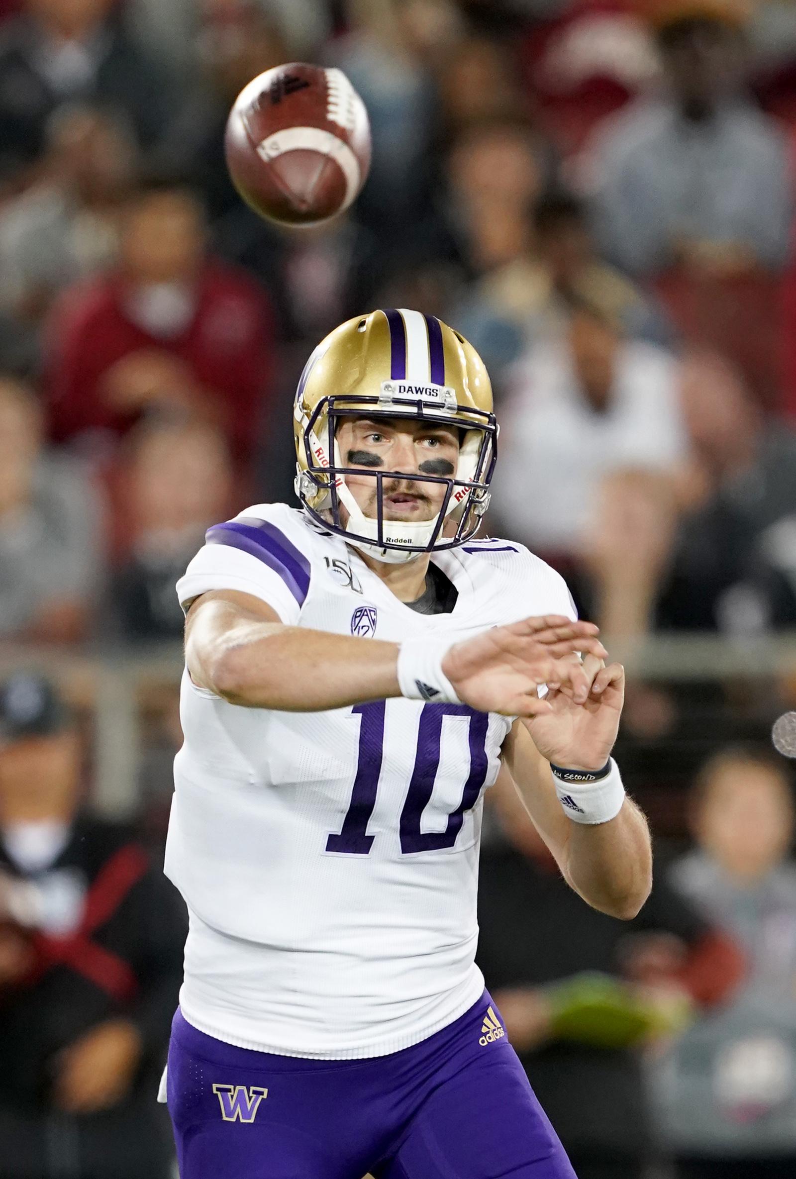 Washington football: Jacob Eason's best NFL fit