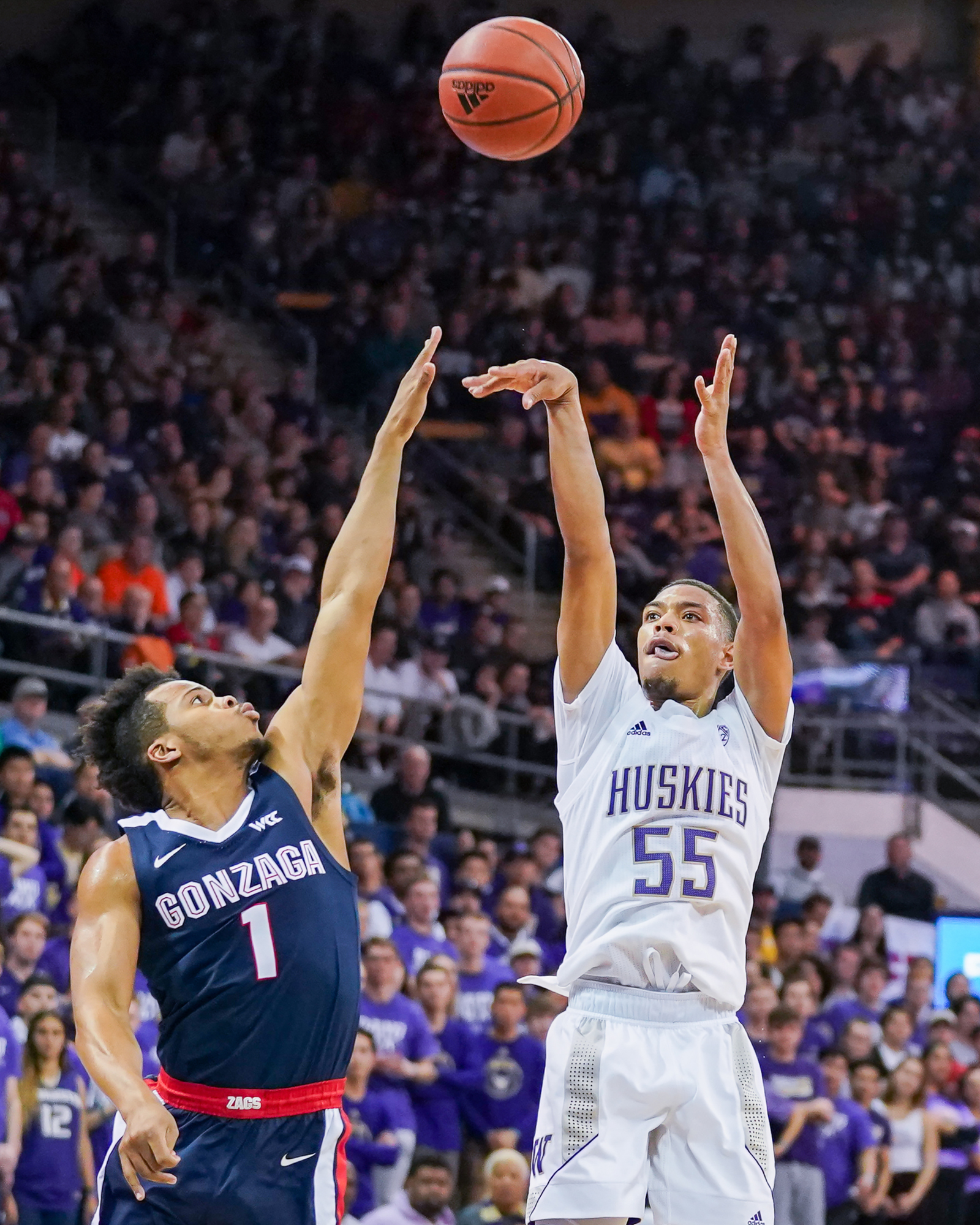 Washington basketball comes home to face Stanford